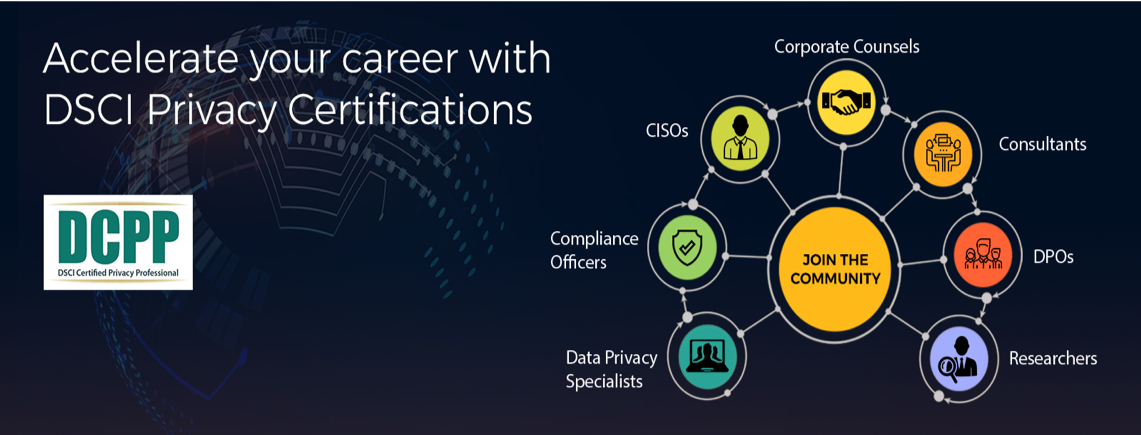 Accelerate your career with DSCI Privacy Certifications