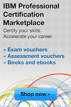 IBM Professional Certification Marketplace