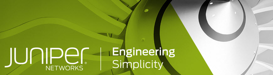 Juniper Networks | Engineering Simplicity