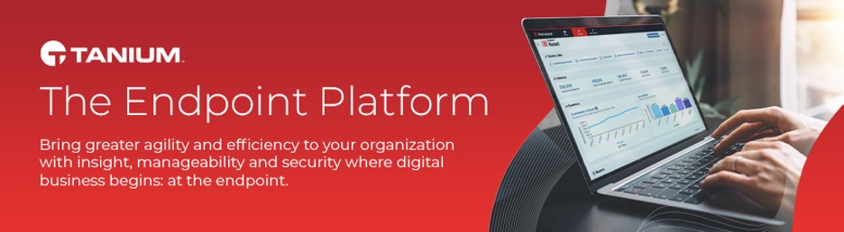 The Endpoint Platform, bring greater agility and efficiency to your organization with insight, manageability and security where digital business begins, at the endpoint