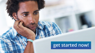 Test takers: Get started now!